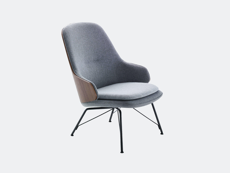 Zanotta Judy Chair Walnut Teolo306545