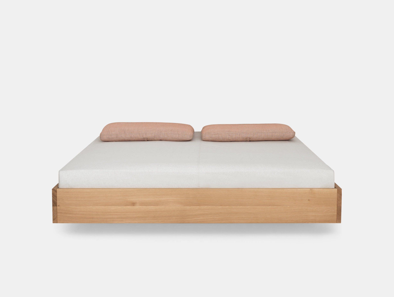 Zeitraum Simple Bed Oak Formstelle