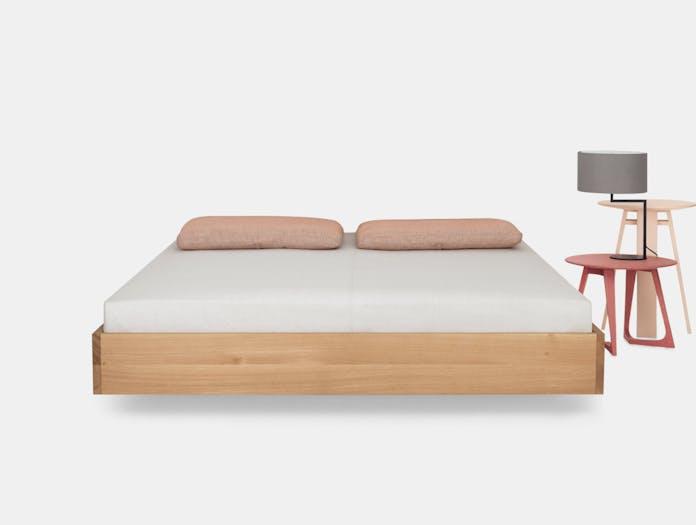 Zeitraum Simple Bed Oak B Formstelle