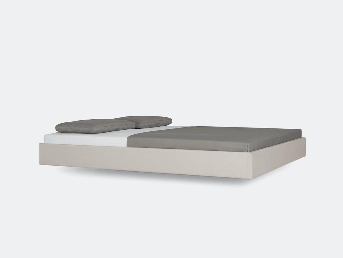 Zeitraum Simple Soft Bed Grey Formstelle