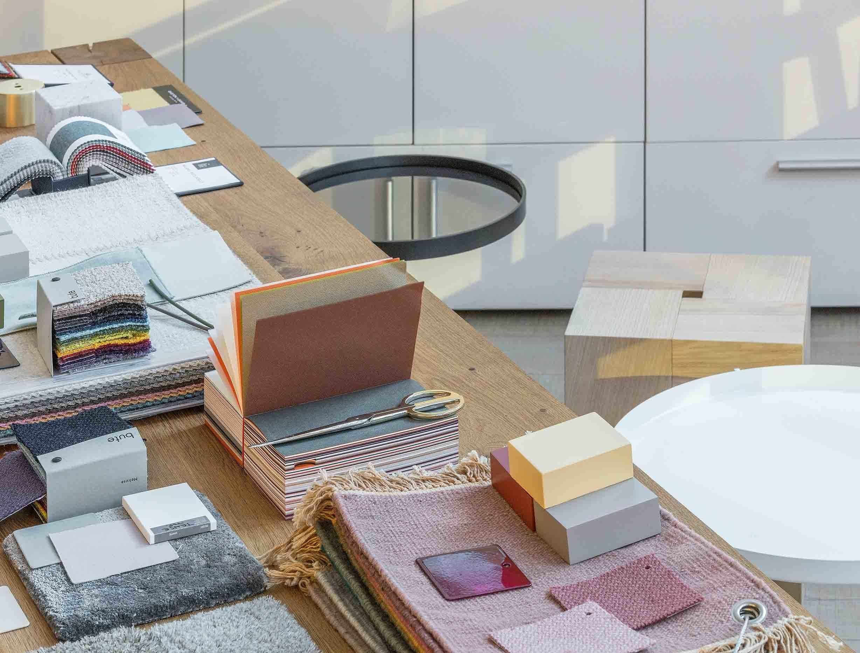 Viaduct Furniture Showroom Samples image