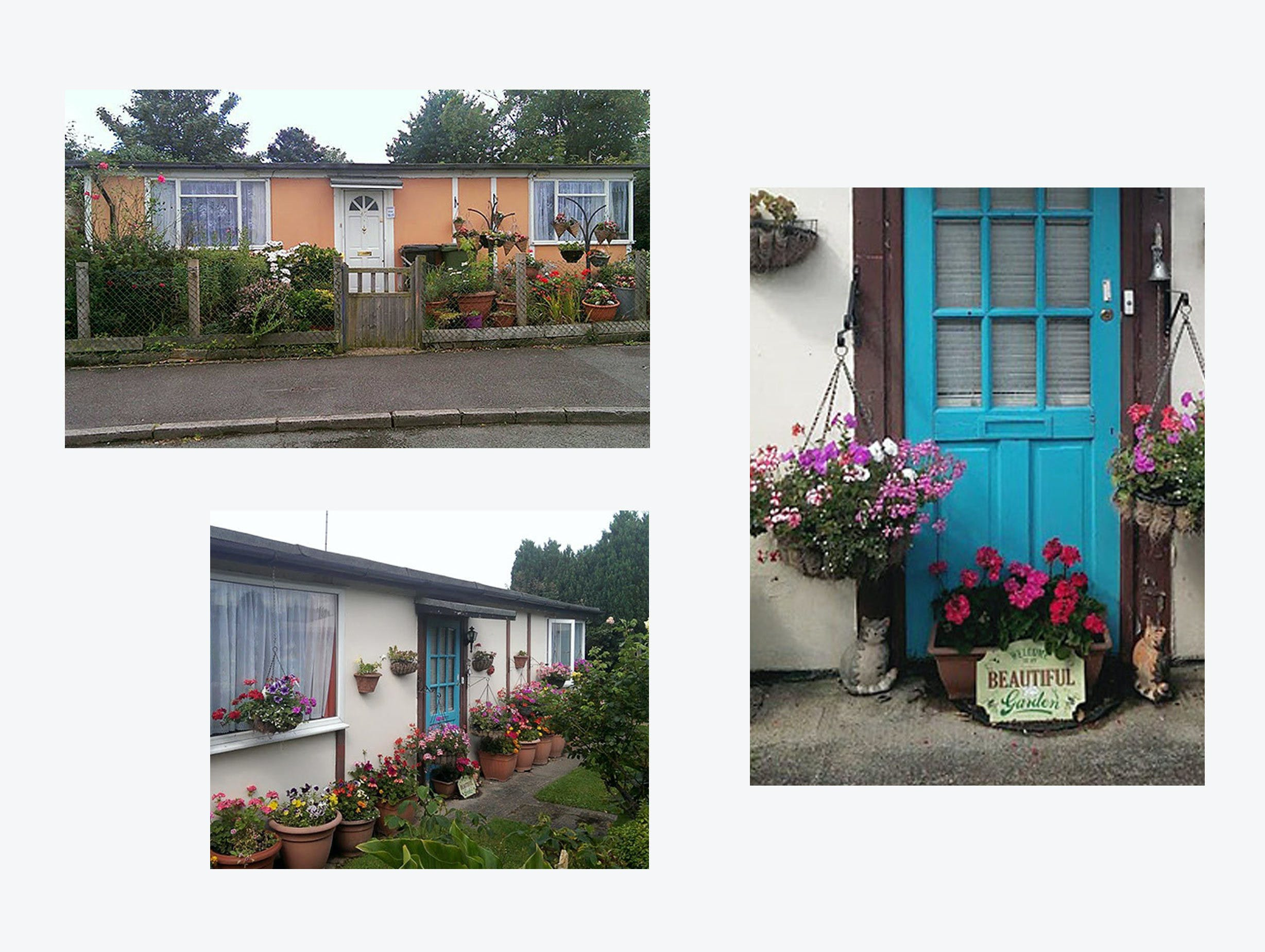 Catford Prefabs Disapearing London 2 image