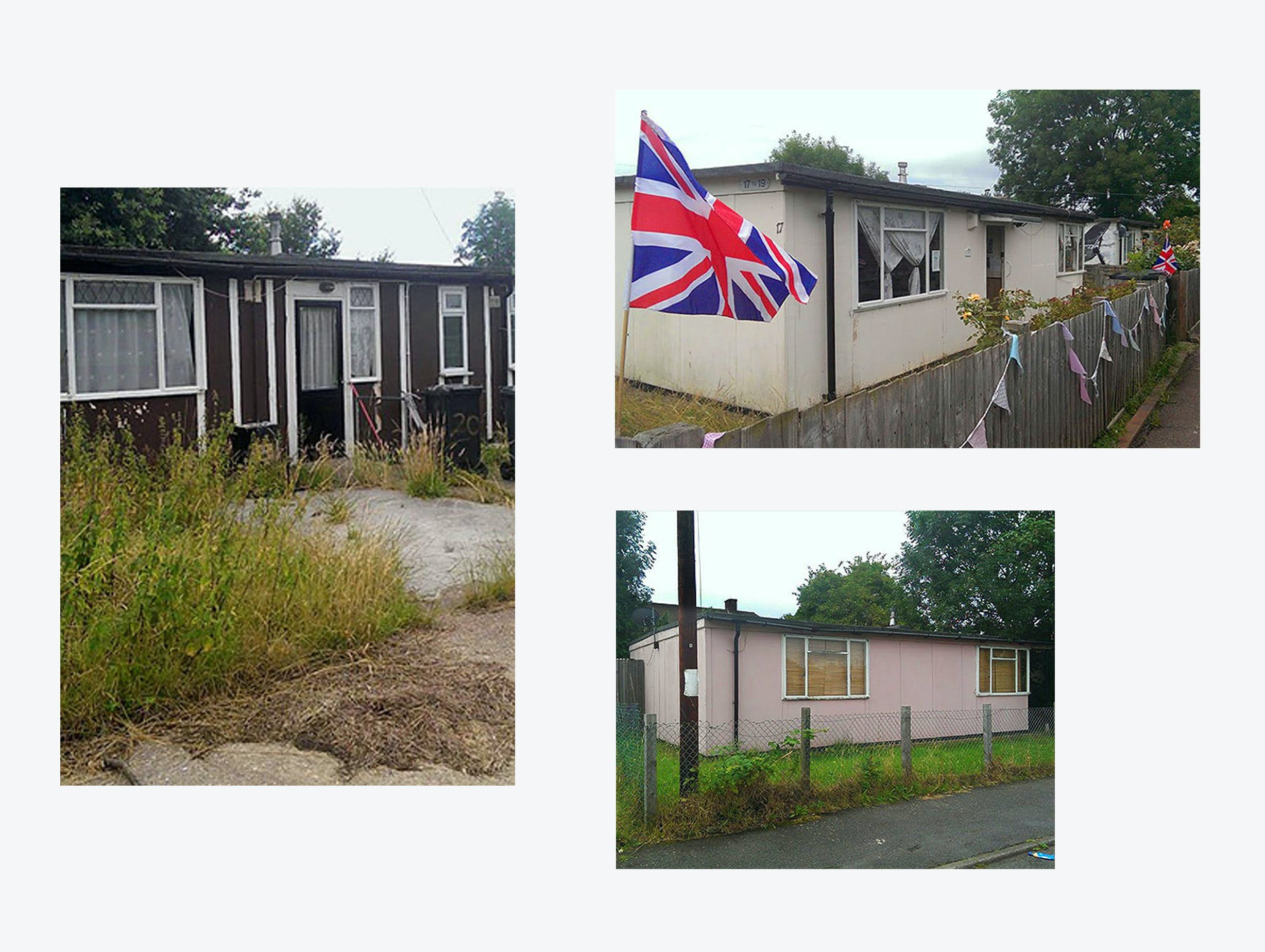 Catford Prefabs Disapearing London 3 image