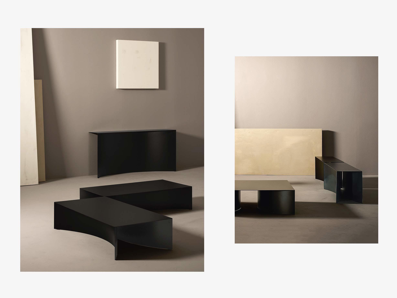 Desalto Void Table Console Poletti image