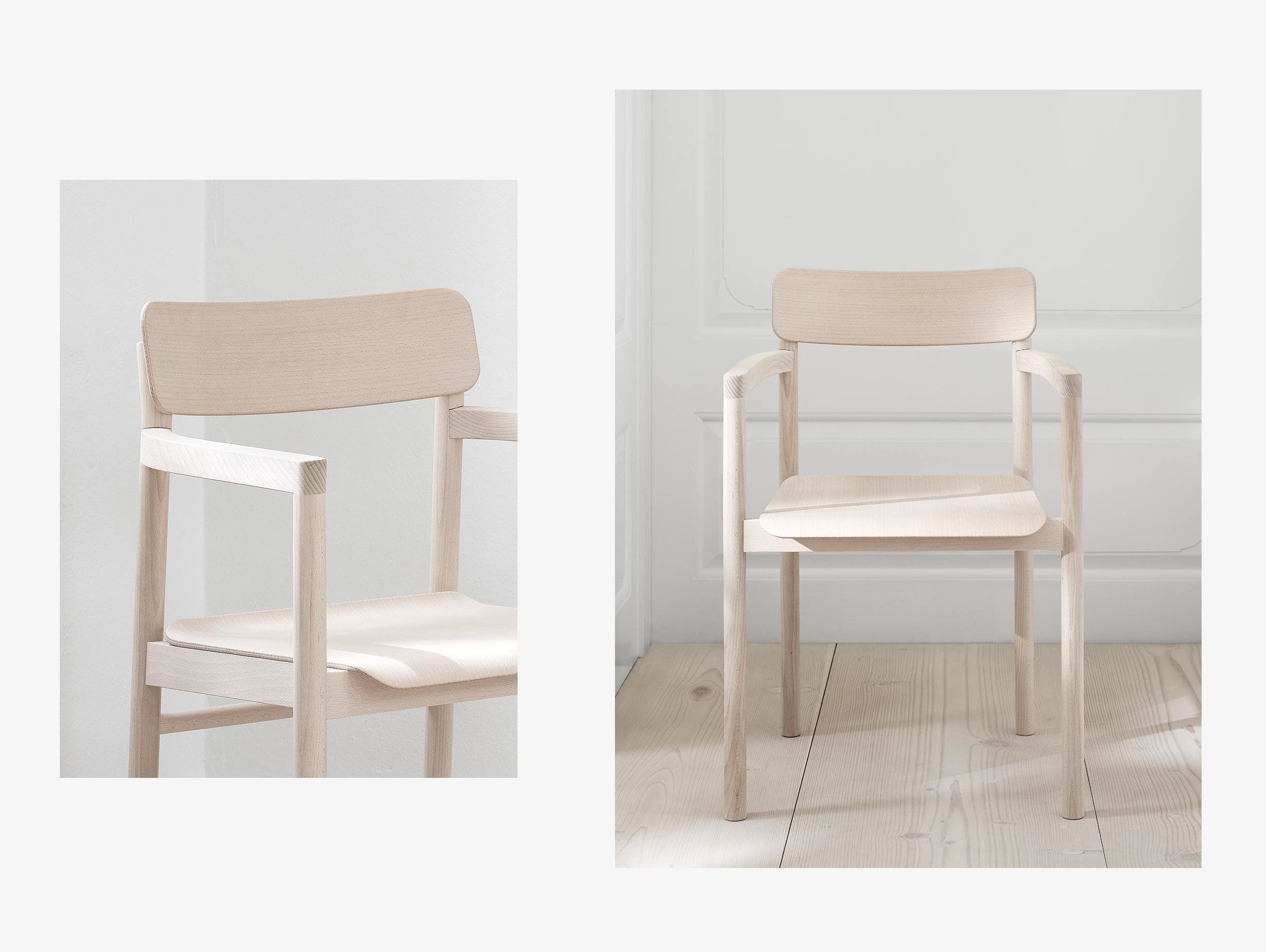 Fredericia Post Chair Manz image