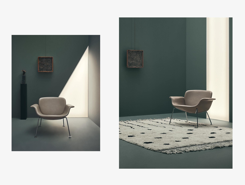 Knoll Kn04 Lounge Chair Lissoni image