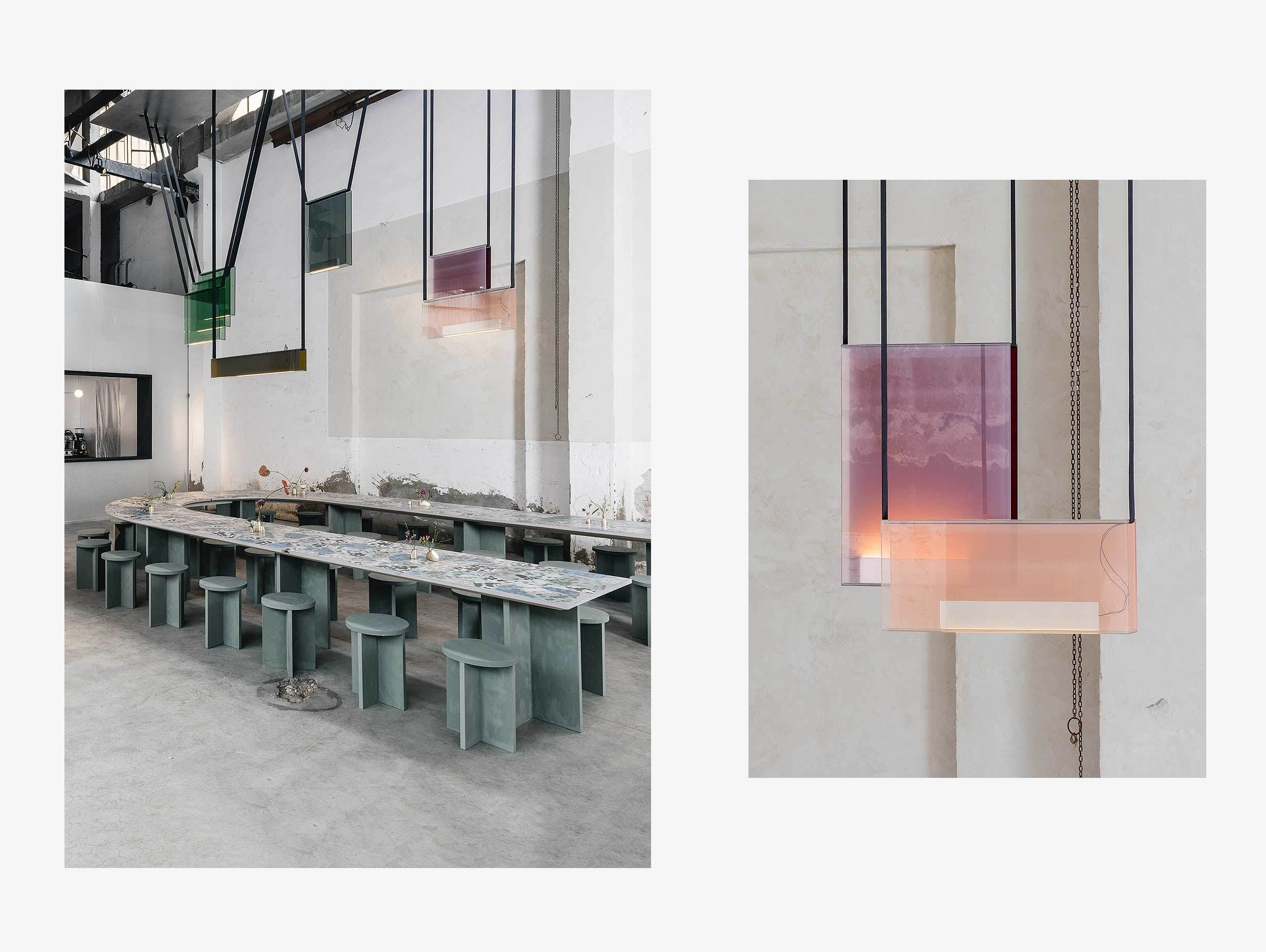 Lambert And Fils Sante Light Milan 2019 image