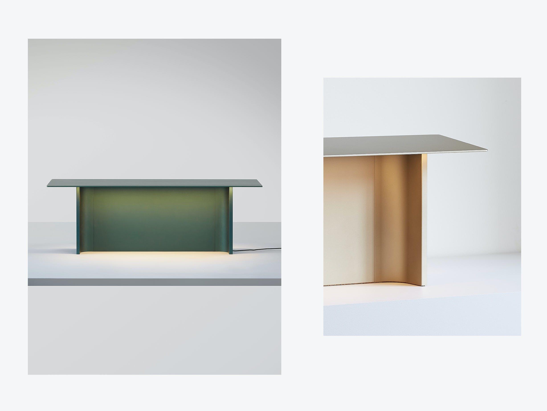 Luceplan Fienile Table Light Rybakken image