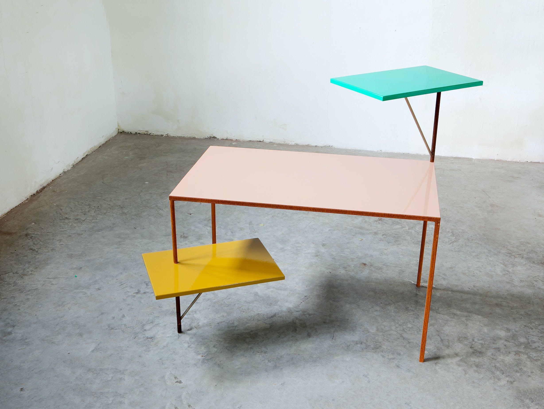 Muller Van Severen Desk Three Pieces image
