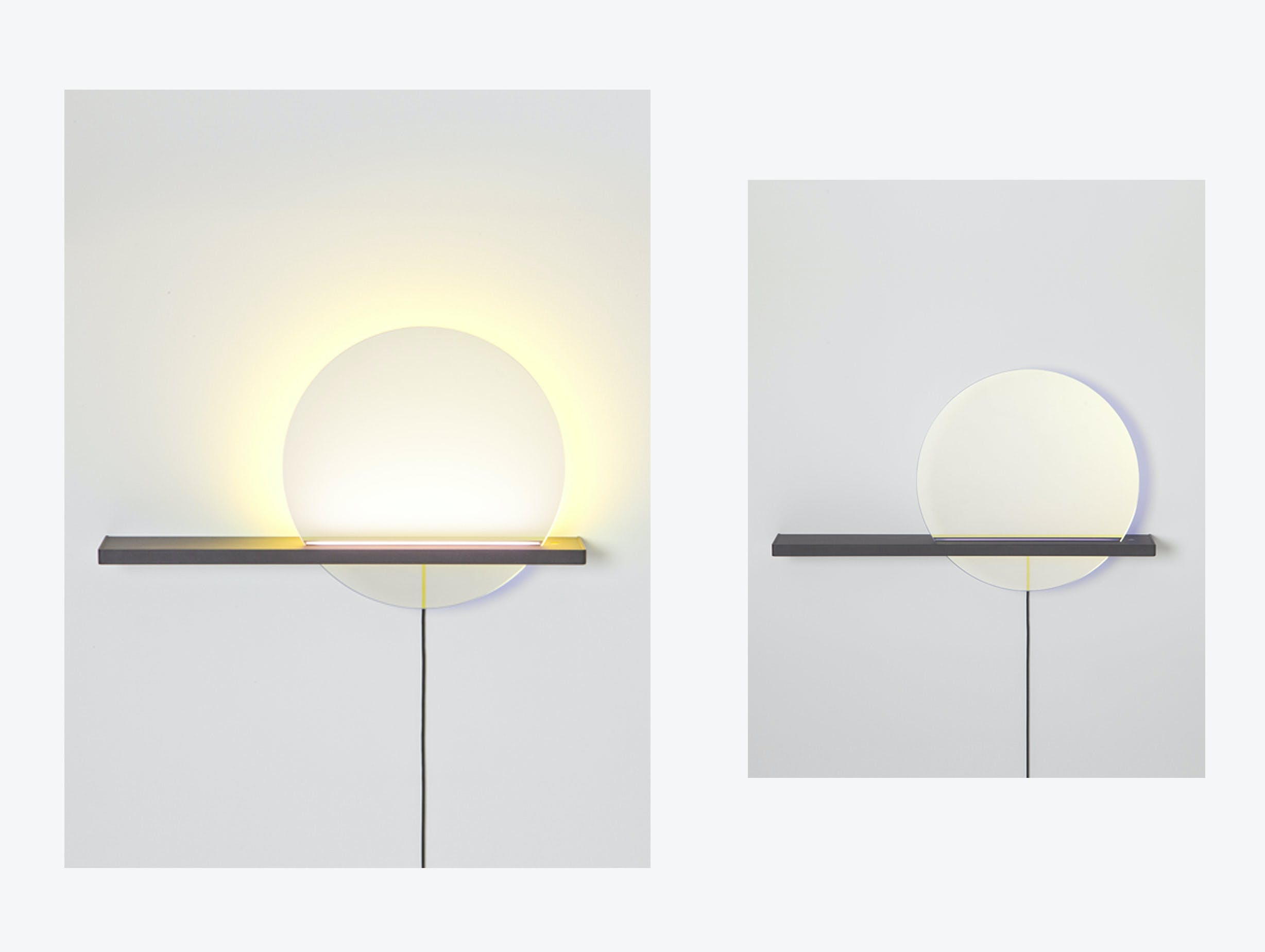 Studio Wm Designers Lucent Mirror Light image
