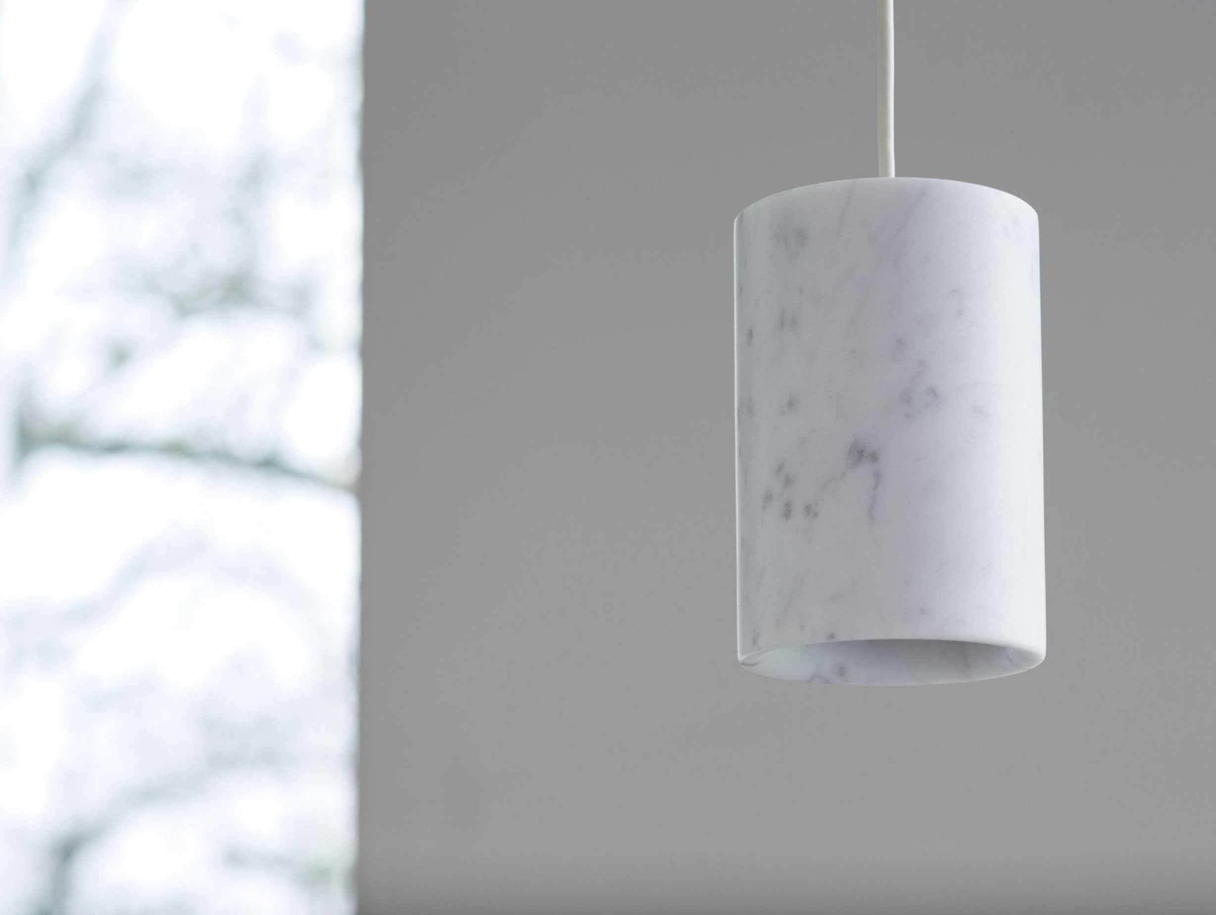 Solid Pendant Light Terence Woodgate image