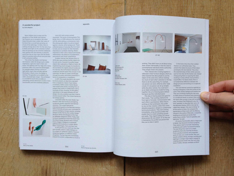 Muller Van Severen Book 6 image