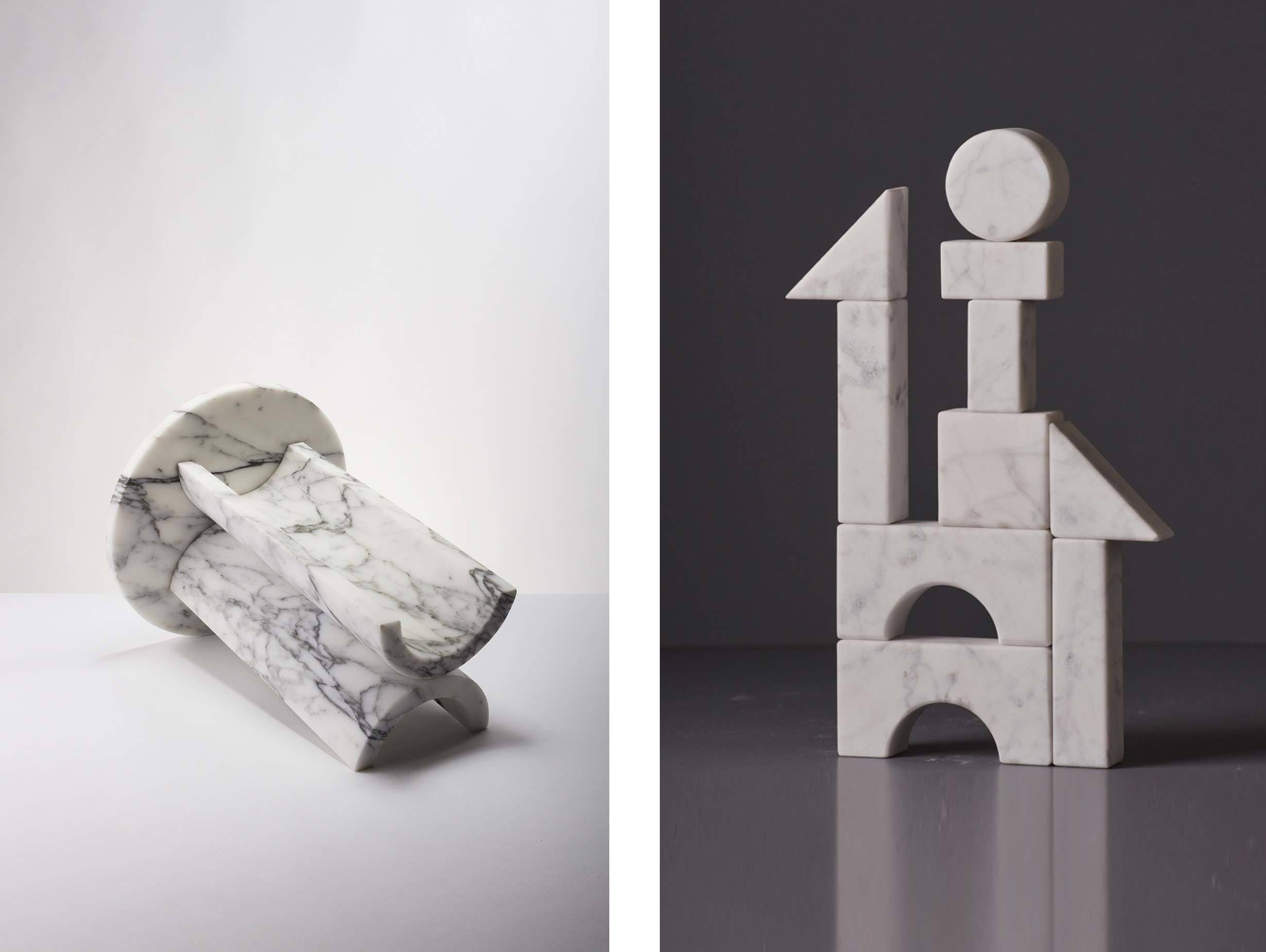 Bloc Studios Marble Furniture image