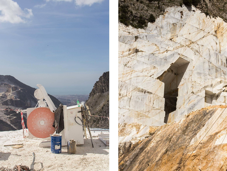 Italy Carrara Marble Quarry image