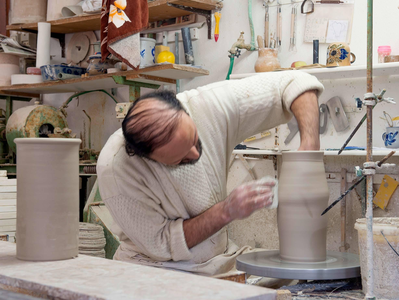 Ceramics Workshop Frankfurt E15 Salina Pot image