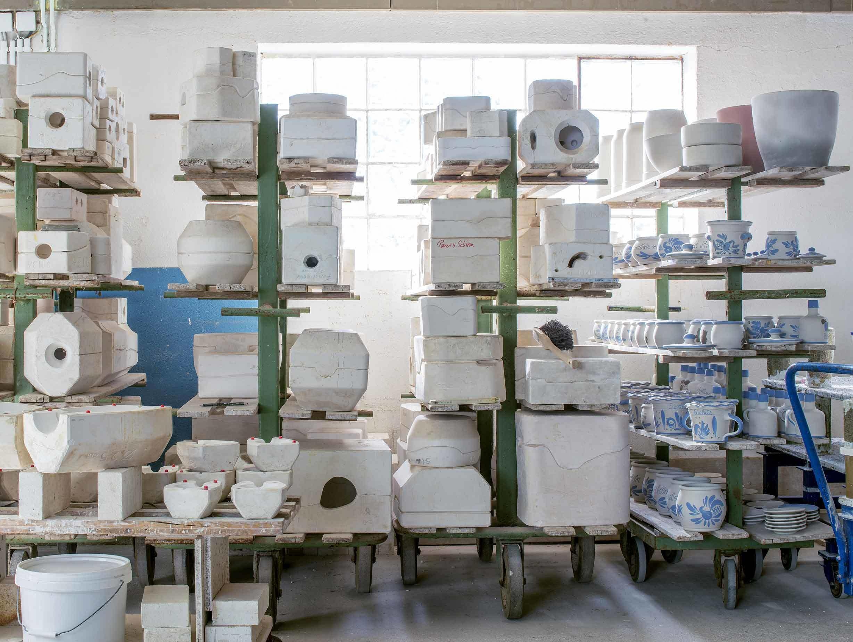 E15 Salina Pottery Workshop Frankfurt image