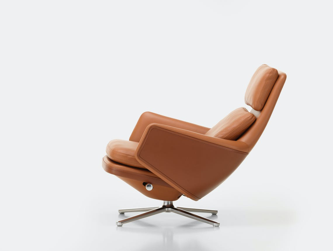 Vitra grand relax lounge chair 12