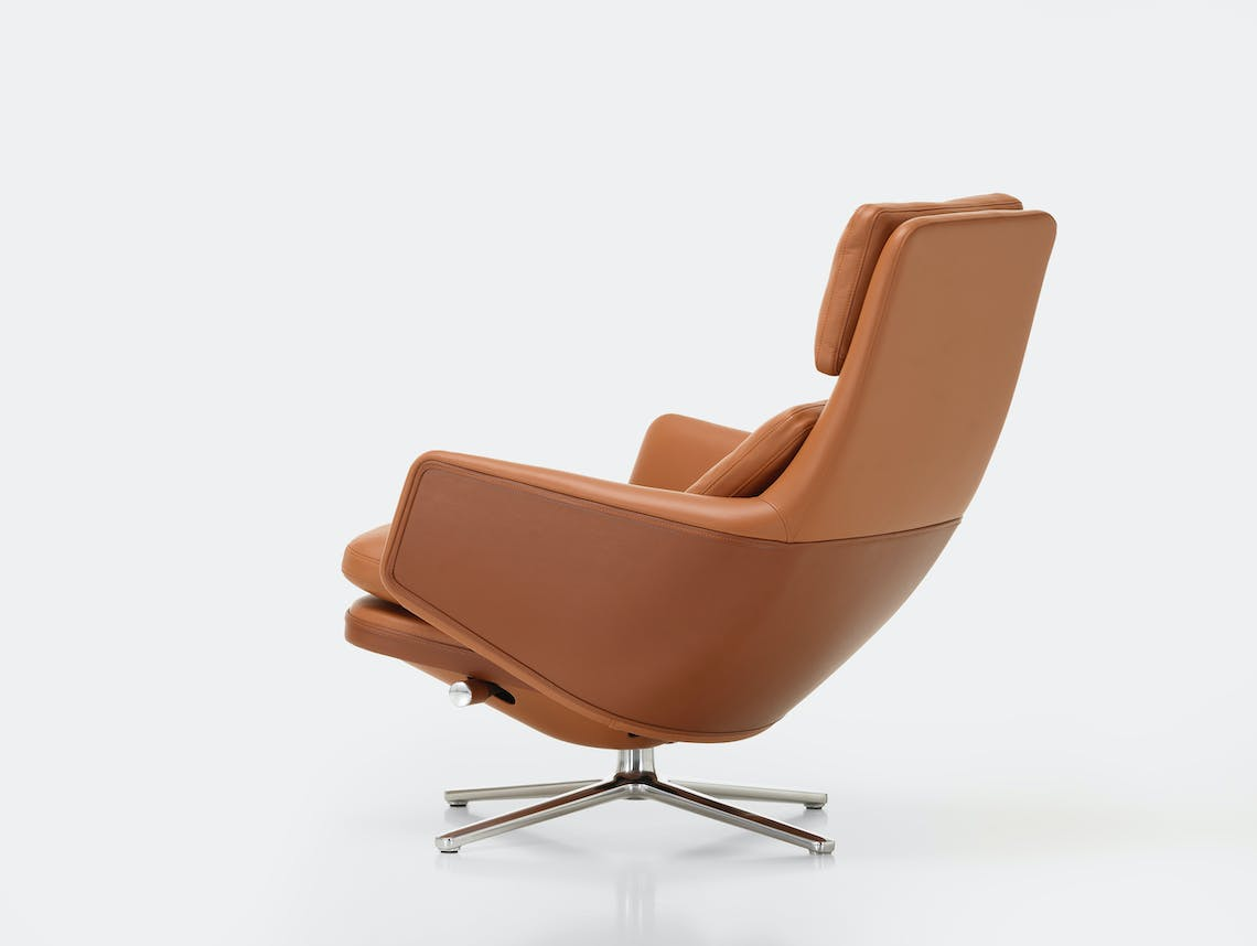 Vitra grand relax lounge chair 13