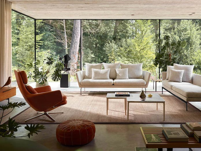Vitra grand relax lounge chair 9